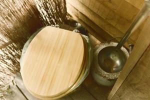toilettes seches cabane de l'étang neuf