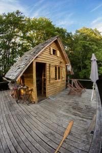 cabane de l'étang neuf
