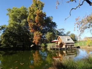 cabane de l'étang rond